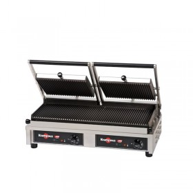 Grill panini professionnel grand modèle KRAMPOUZ GECID5AO