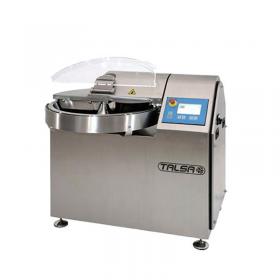 Cutter à viande horizontal tout inox 50 litres TALSA K50neo