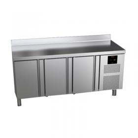 Meuble réfrigéré 3 portes - table frigo FAGOR