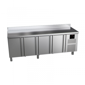 Table réfrigérée 4 portes - table frigo FAGOR EMFP-225-GN