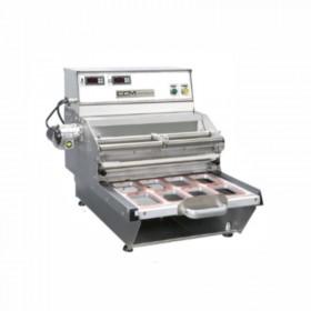 Thermoscelleuse semi automatique CCM BARQ400E - Operculeuse barquette