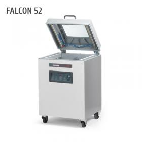 Machine sous vide inox sur roulettes HENKELMAN FALCON 52 - emballeuse sous vide professionnelle
