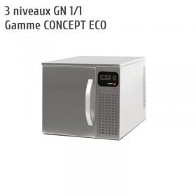 Cellule de refroidissement et congélation FAGOR ATM-031 ECO - CELLULE MIXTE