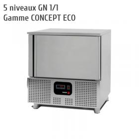 Cellule de refroidissement et surgélation 5 GN1/1 FAGOR ATM-051 ECO - CELLULE MIXTE