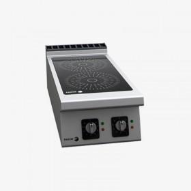 Plaque induction portable professionnelle - Réchaud induction professionnel 2 feux