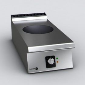 Plaque induction portable professionnelle WOK - FAGOR W-I905