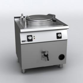 Marmite bain-marie 80 litres gaz FAGOR - marmite collectivité - marmite industrielle