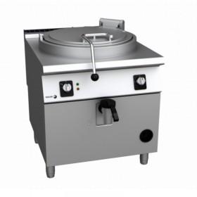 Marmite de cuisson professionnelle 100 litres gaz FAGOR - marmite collectivité - marmite industrielle