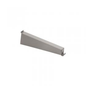 Console pour étagère inox murale combisteel 3000 mm