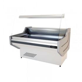 Vitrine réfrigérée horizontale combisteel - comptoir réfrigéré