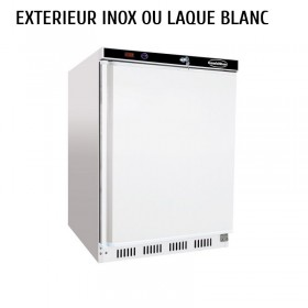 Petit frigo professionnel blanc