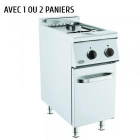 Friteuse professionnelle triphasée 1 panier