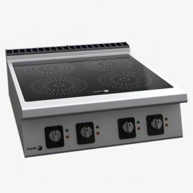 Table de cuisson avec 4 foyers à induction FAGOR C-I945